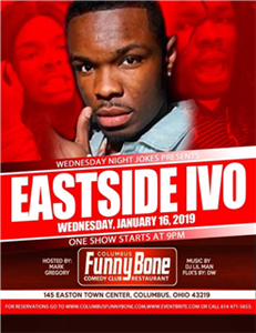 Wednesday Night Jokes Presents... Eastside Ivo