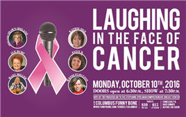 Laugh in the Face of Cancer Benefit