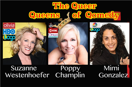 Suzanne Westenhoeffer Headlines: Queer Queens of Qomedy
