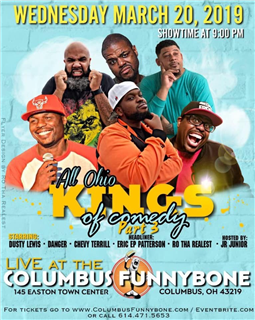 Wednesday Night Jokes Presents... All Ohio Kings Of Comedy