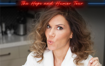 Kristina Kuzmic: The Hope & Humor Tour