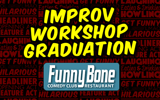 Improv Workshop Graduation