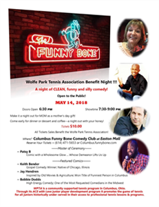 Wolfe Park Tennis Association Benefit Night