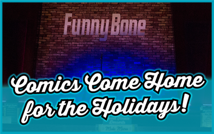 Comics: Home for the Holidays
