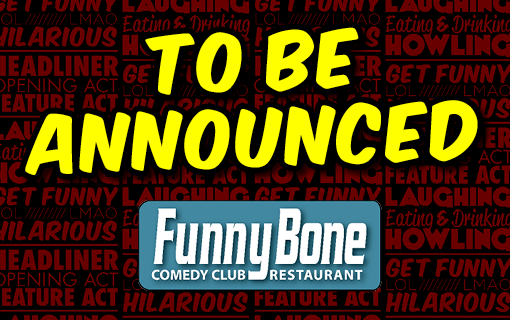 Columbus Funny Bone - Event